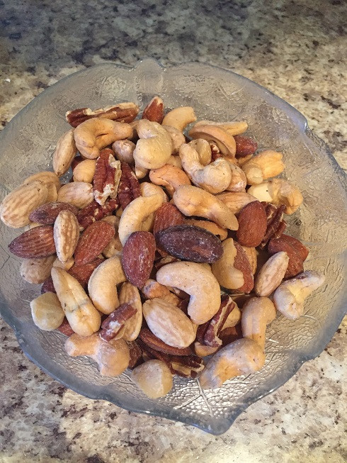 Costco Kirkland Signature Premium Quality Whole Mixed Nuts