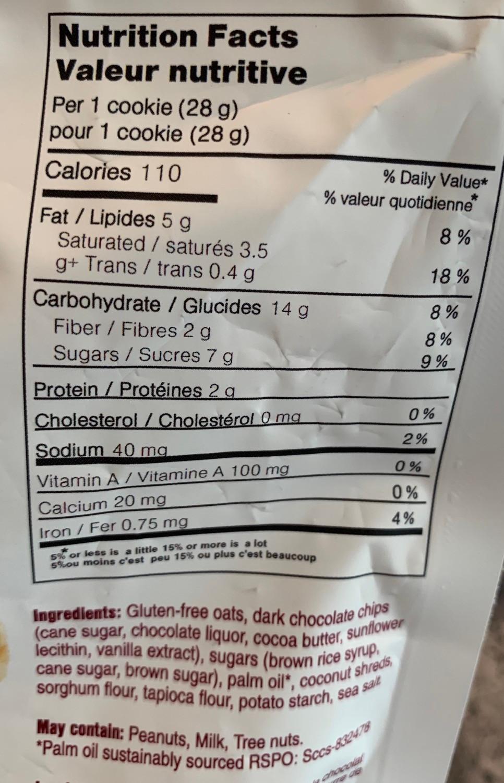 Costco E&C's Heavenly Hunks Nutrition