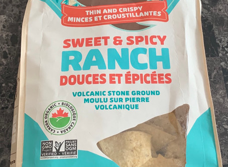 Costco Que Pasa Sweet & Spicy Ranch Tortilla Chips Review