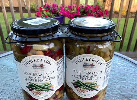 Costco Paisley Farm Four Bean Salad Review