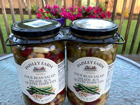 Costco Paisley Farm Four Bean Salad Review