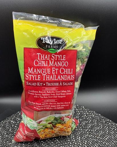 Costco Taylor Farms Thai Style Chili Mango Salad Kit
