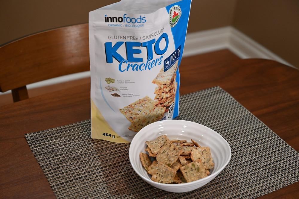 Costco Keto Crackers