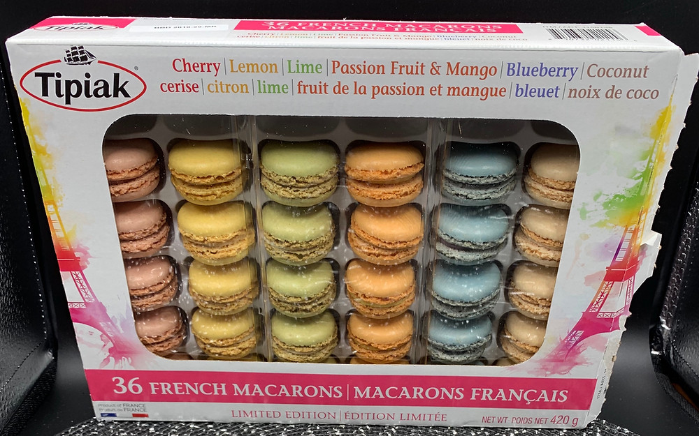 Costco Tipiak French Macarons