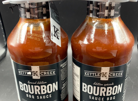 Costco Kettle Creek Limited Edition Bourbon Barbecue Sauce Review