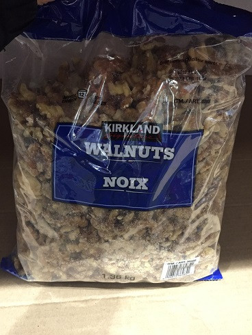 Costco Kirkland Signature Walnuts