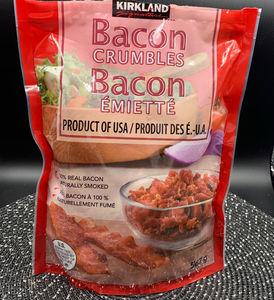 Costco Kirkland Signature Bacon Crumbles Review