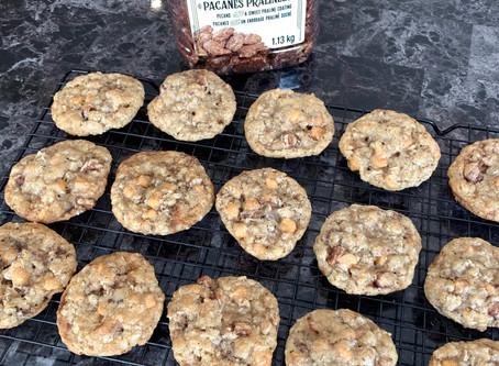 Best Cookie Recipe Using Costco Kirkland Signature Praline Pecans