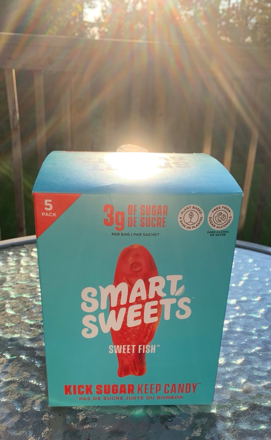 Costco Smart Sweets Sweet Fish