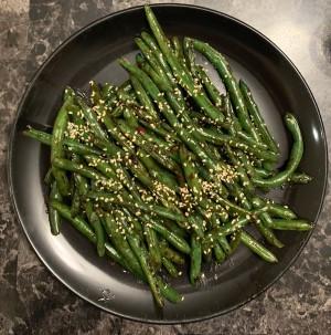 Costco Eat Smart Time Savours Szechuan Green Beans