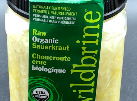 Costco Wildbrine Raw Organic Sauerkraut Review
