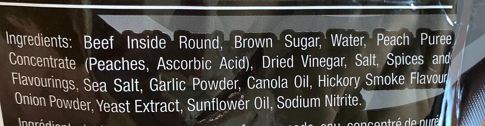 Costco Kirkland Signature Steak Strips Ingredients