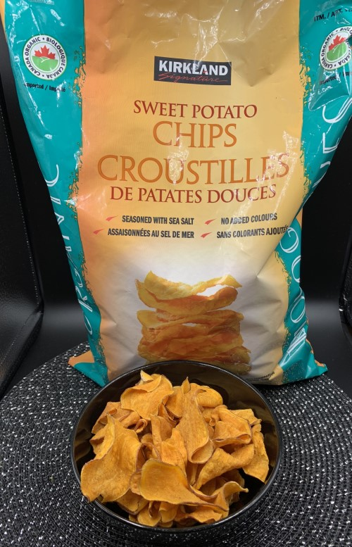 Costco Kirkland Signature Sweet Potato Chips Review