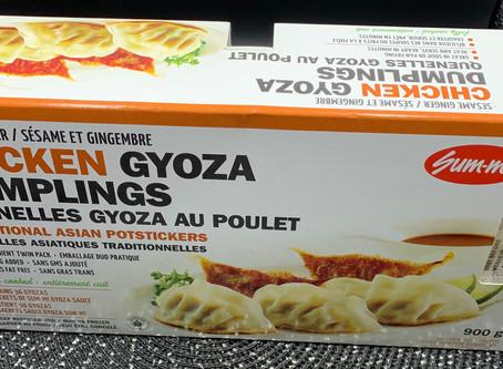 Costco Sum-m! Chicken Gyoza Dumplings Review