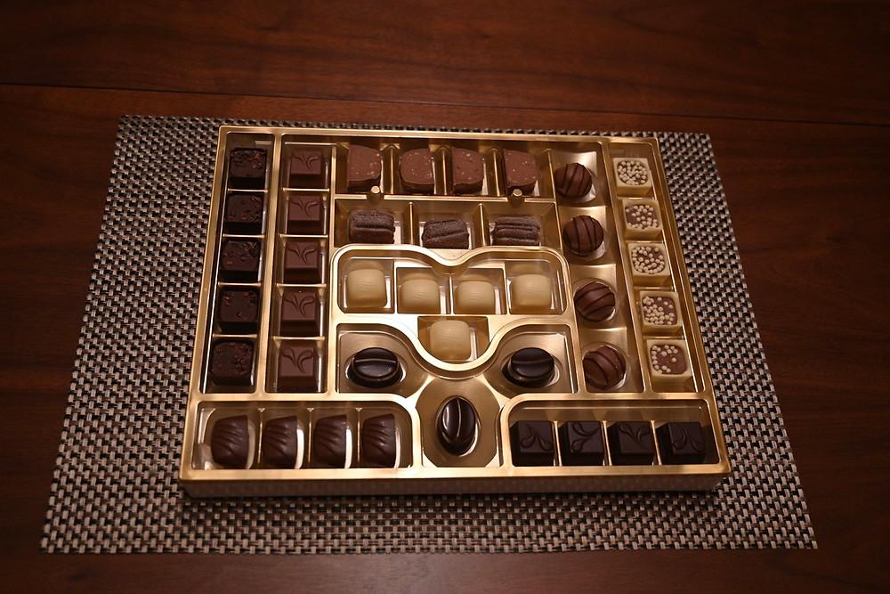 Costco Ferrero Golden Gallery Chocolates