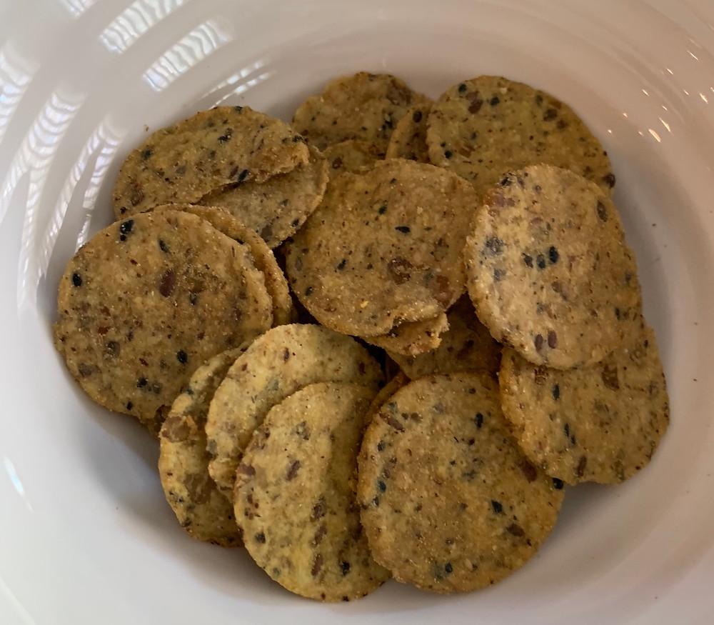 Costco RW Garcia Lentil with Tumeric Crackers