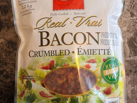 Costco Hormel Fully Cooked Real Crumbled Bacon Review