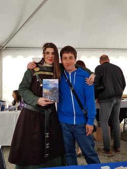 Sara Greem & ses fidèles lecteurs3