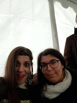 Sara Greem & Dame Naradel