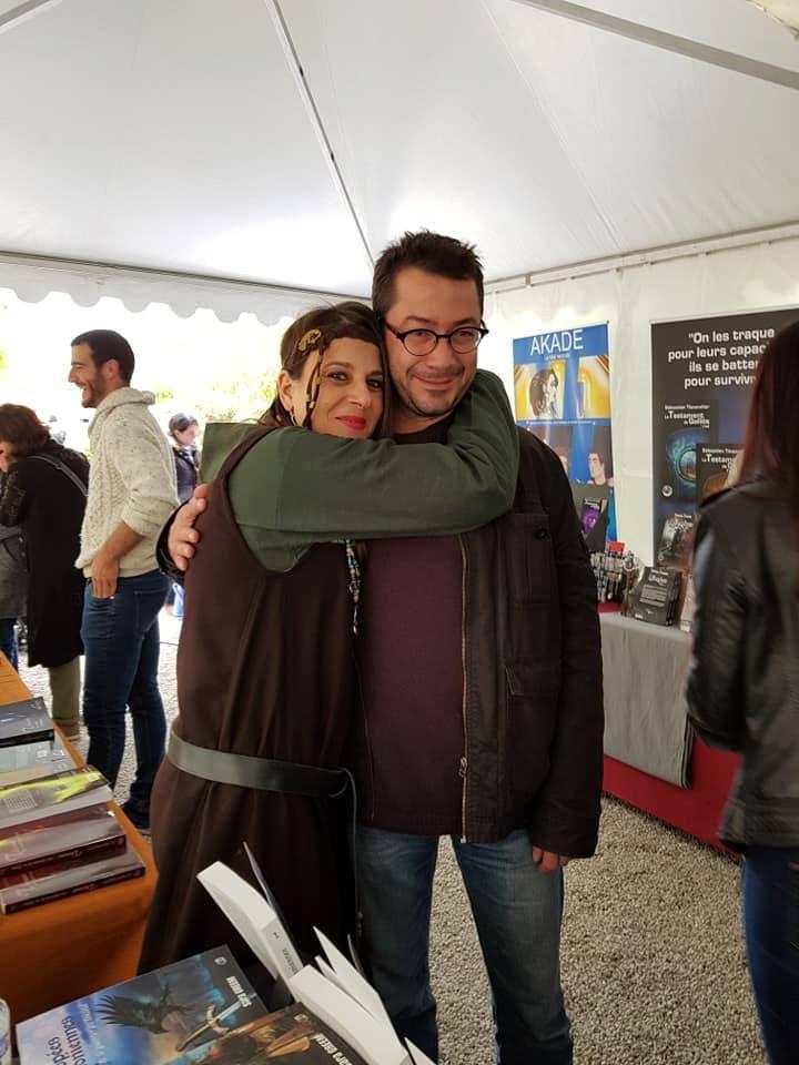Sara Greem & ses  fidèles lecteurs
