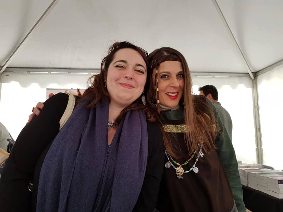 Sara Greem & ses fidèles lecteurs2