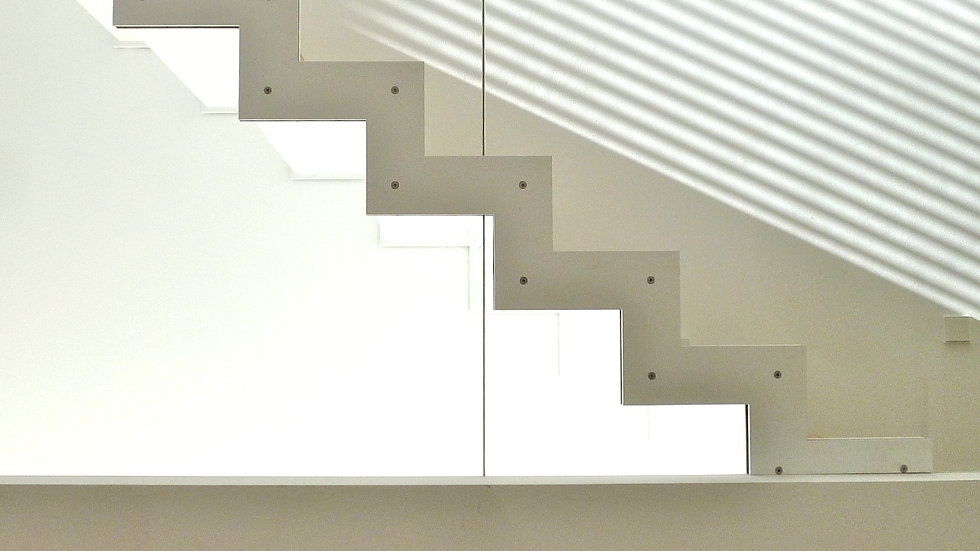 Haus KMR Treppe Detail