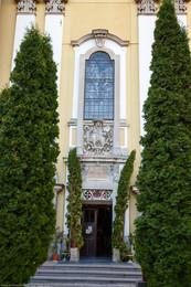 на территории Кафедральный костел святых Апостолов Петра и Павла, Каменец-Подольский