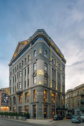 Отель Астория во Львове. Hotel Astoria