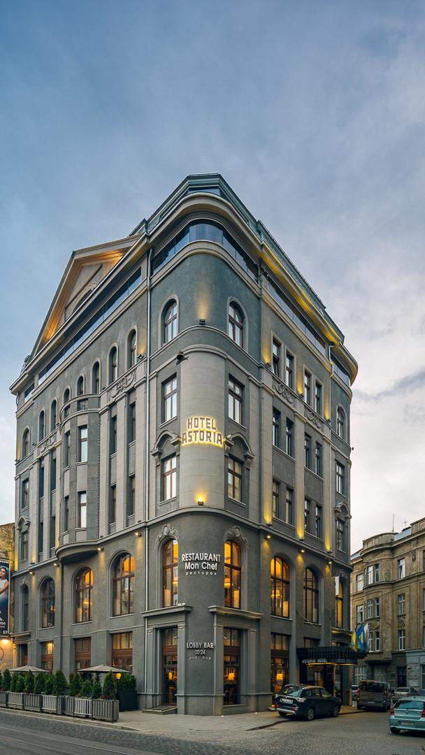 Hotel Astoria, Lviv, Ukraine