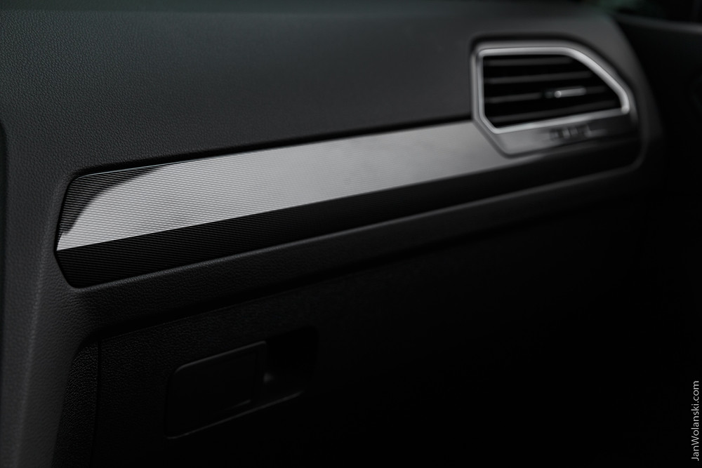 Volkswagen Tiguan R-line interior element