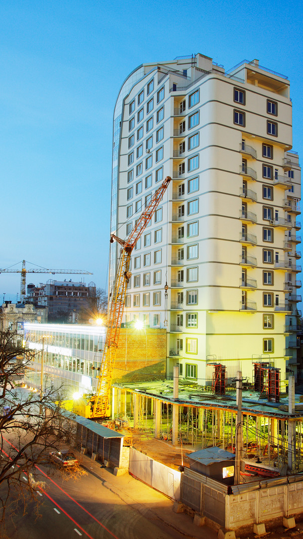 Business center Shevchenkovskiy