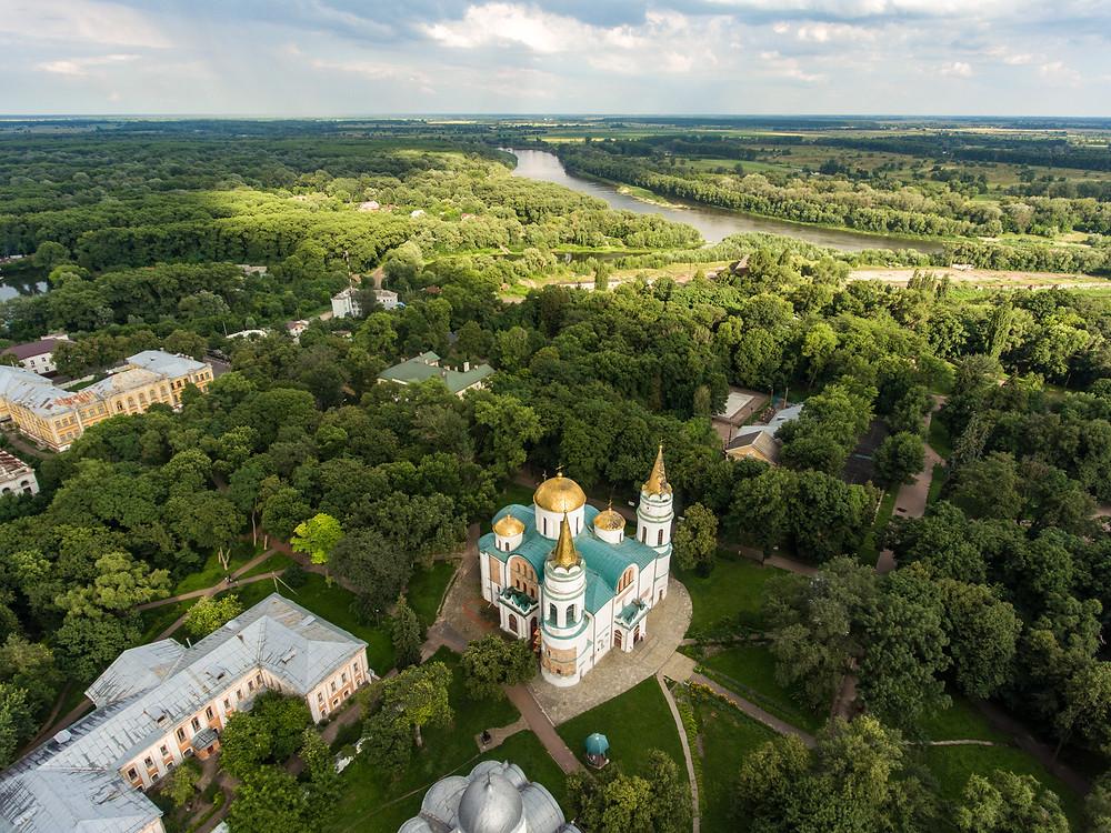 Спасо-Преображенський собор в Чернігові
