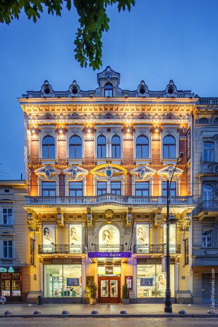 Опера Пассаж, Львов