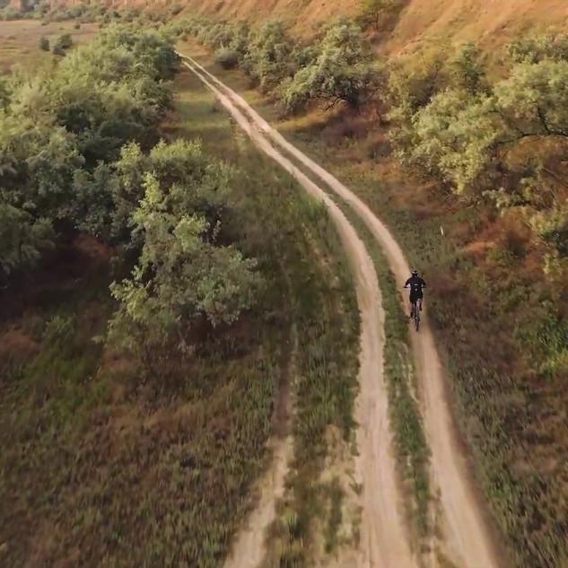 Велопоездка по берегу Куяльницкого лимана