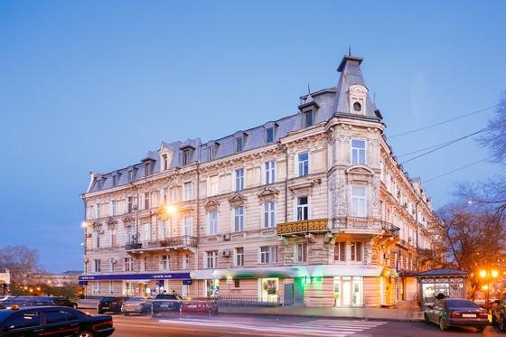 Фасад исторического здания