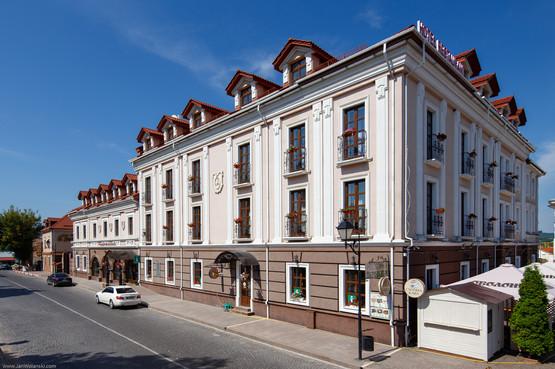 гостиница Рейкарц в старом городе