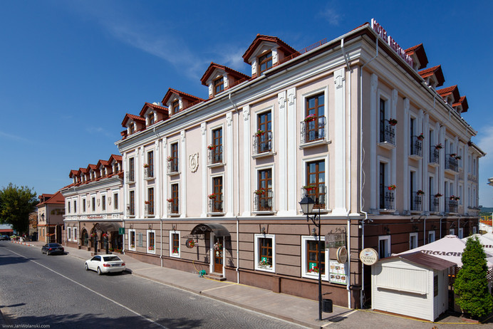 гостиниця Рейкарц в старому місті