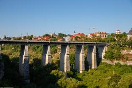 мост к старому центру города Каменец-ПодильскийКамьянець-Подольский