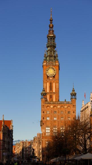 Ratusz Głównego Miasta. Oddział Muzeum Gdańska