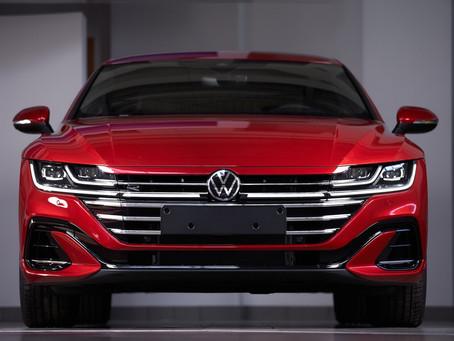 Фотозйомка Volkswagen Arteon Shooting Brake