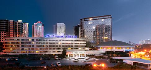 Отельный комплекс Одесса