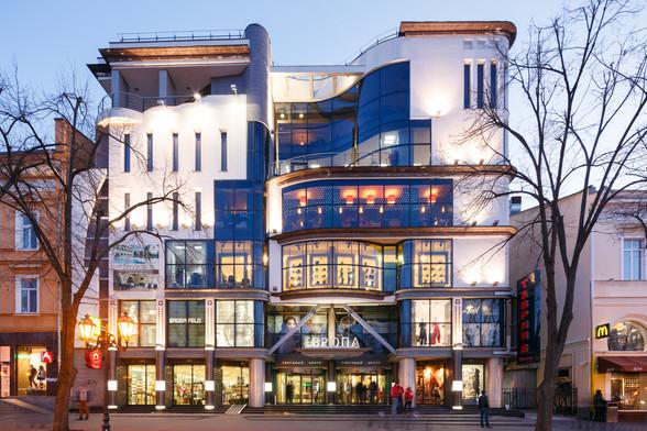 торговый центр Европа в Одессе.