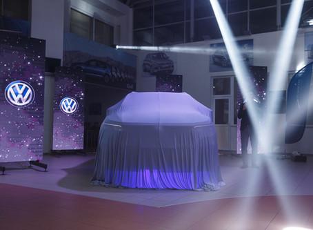 Презентація нового VW Touareg