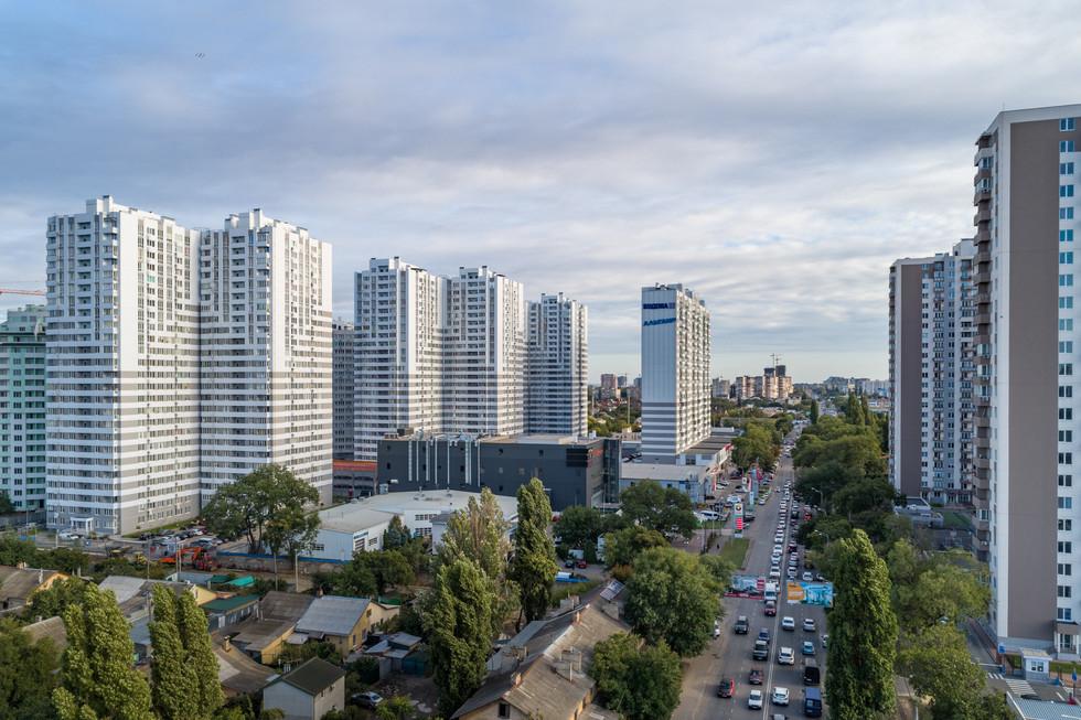 ЖК Альтаір, місто Одеса.