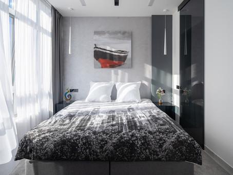 Пример фотосессии интерьера квартиры