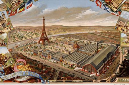 Всемирная выставка 1889 года