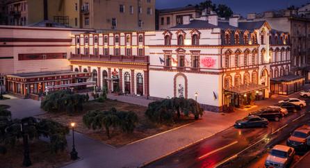 Отель Моцарт Одесса.