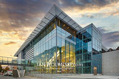 Congress Center Rosengarten, Mannheim, архітектурний фотограф Ян Волянський