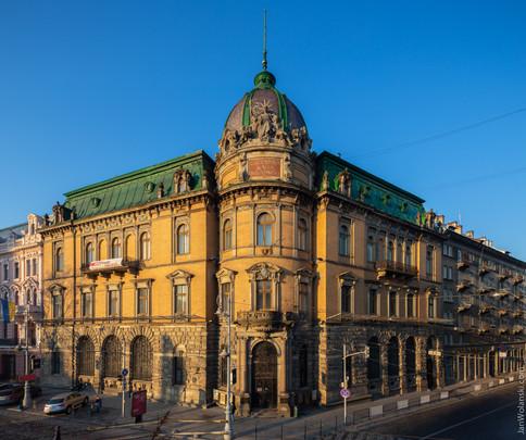 Музей этнографии и художественного промысла, Львов