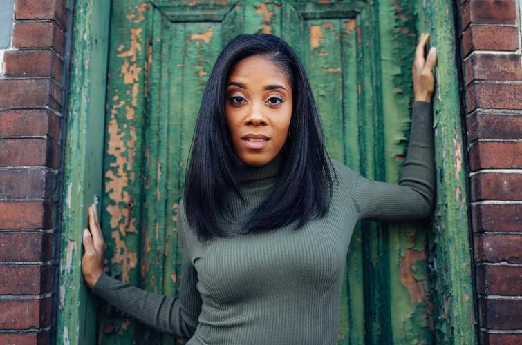 Hair Stylist: Larissa Lane Photographer: Sara Lacroix Model: Janaya Berry